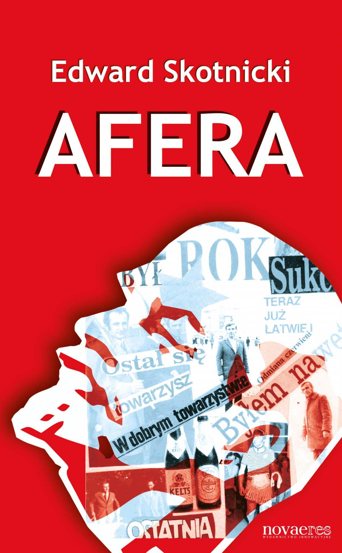 Afera - Ebook (Książka EPUB) do pobrania w formacie EPUB