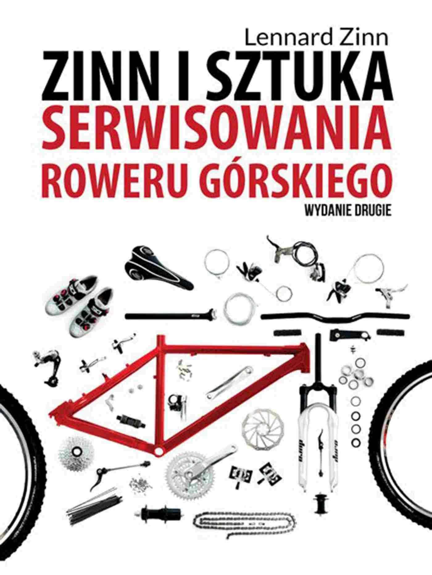 Zinn i sztuka serwisowania roweru górskiego - Ebook (Książka EPUB) do pobrania w formacie EPUB