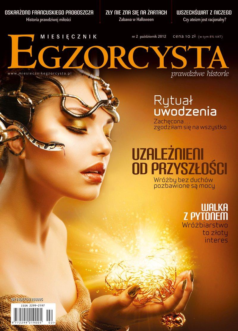 Miesięcznik Egzorcysta. Październik 2012 - Ebook (Książka PDF) do pobrania w formacie PDF