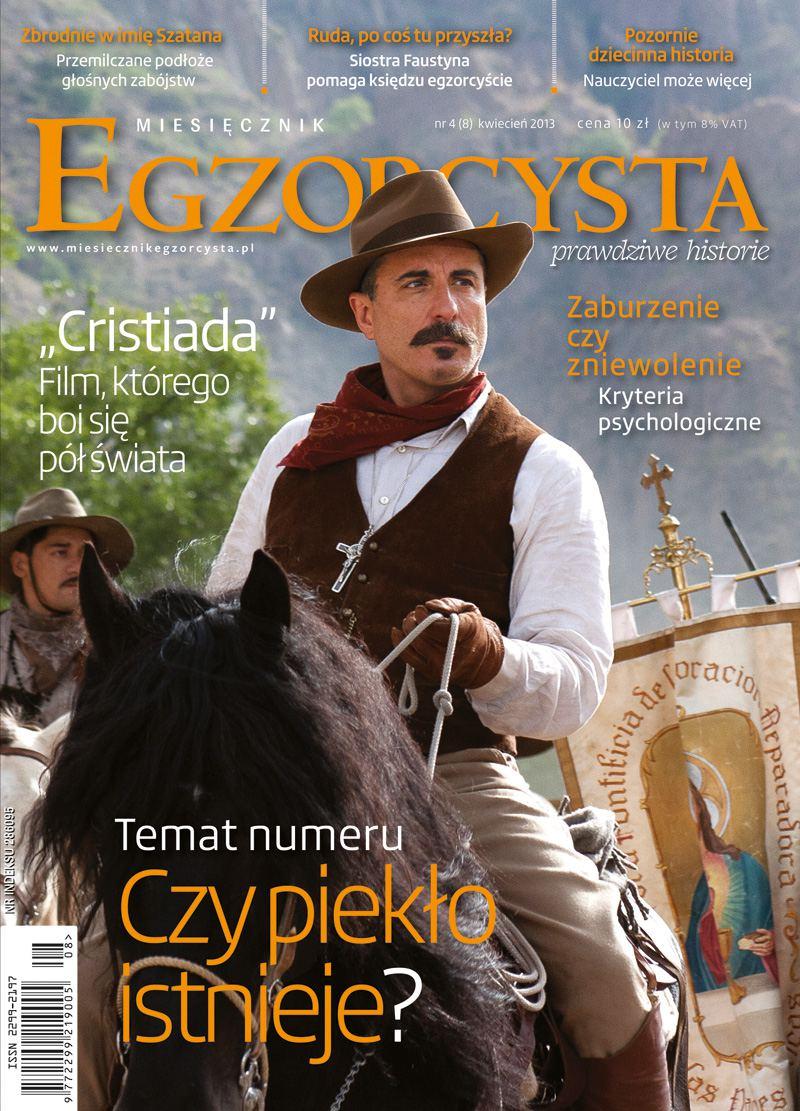Miesięcznik Egzorcysta. Kwiecień 2013 - Ebook (Książka PDF) do pobrania w formacie PDF