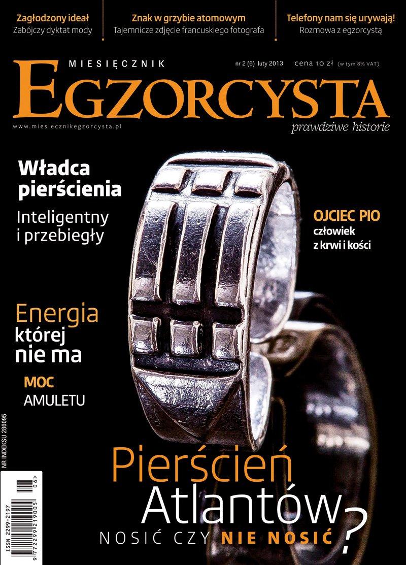 Miesięcznik Egzorcysta. Luty 2013 - Ebook (Książka PDF) do pobrania w formacie PDF