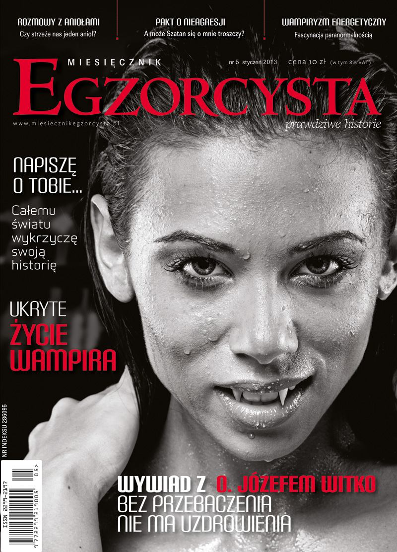 Miesięcznik Egzorcysta. Styczeń 2013 - Ebook (Książka PDF) do pobrania w formacie PDF