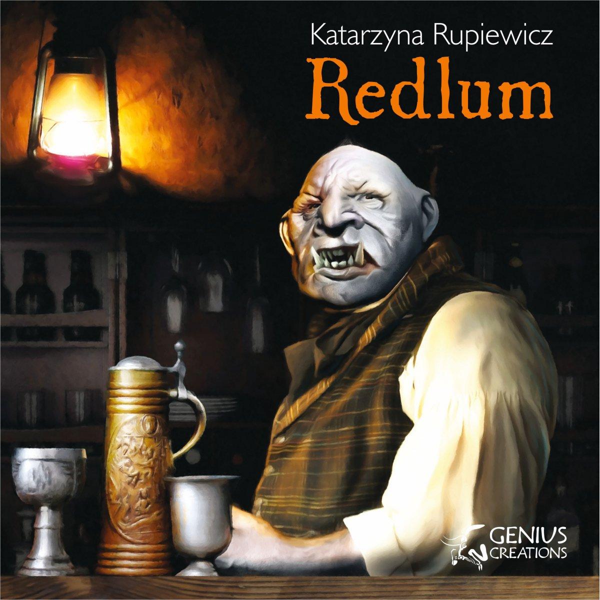 Redlum - Audiobook (Książka audio MP3) do pobrania w całości w archiwum ZIP