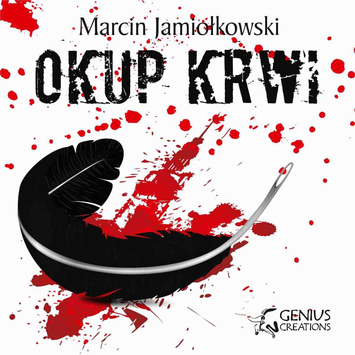 Okup krwi - Audiobook (Książka audio MP3) do pobrania w całości w archiwum ZIP