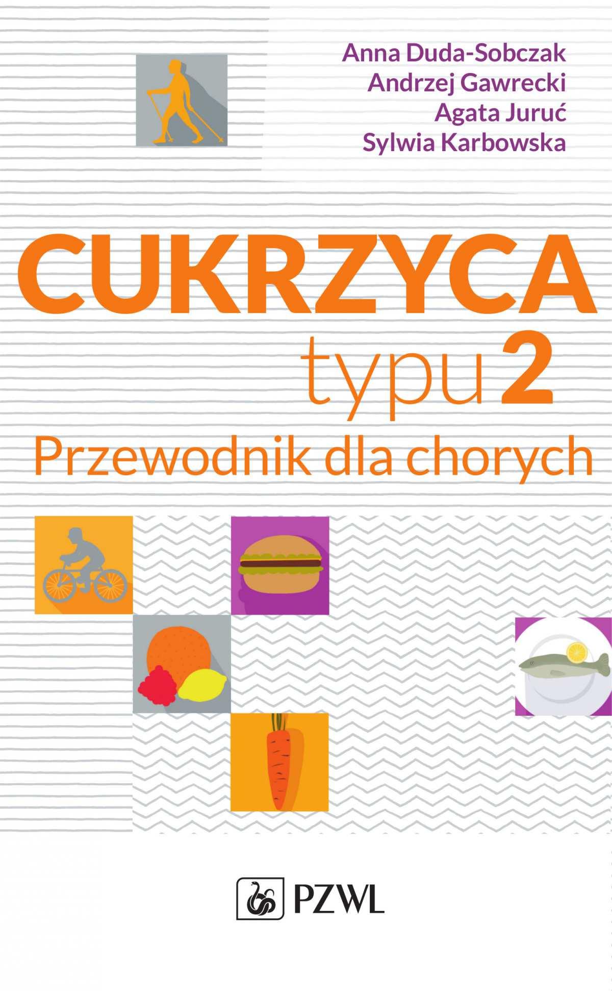 Cukrzyca typu 2. Przewodnik dla chorych - Ebook (Książka EPUB) do pobrania w formacie EPUB