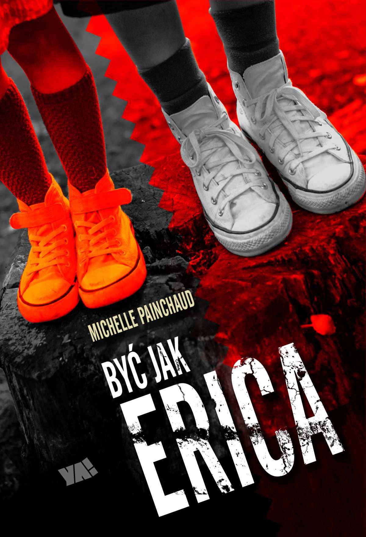 Być jak Erica - Ebook (Książka na Kindle) do pobrania w formacie MOBI