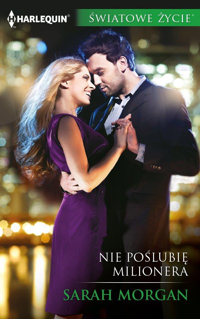 Nie poślubię milionera - Ebook (Książka na Kindle) do pobrania w formacie MOBI