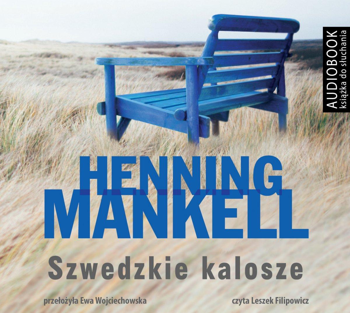 Szwedzkie kalosze - Audiobook (Książka audio MP3) do pobrania w całości w archiwum ZIP