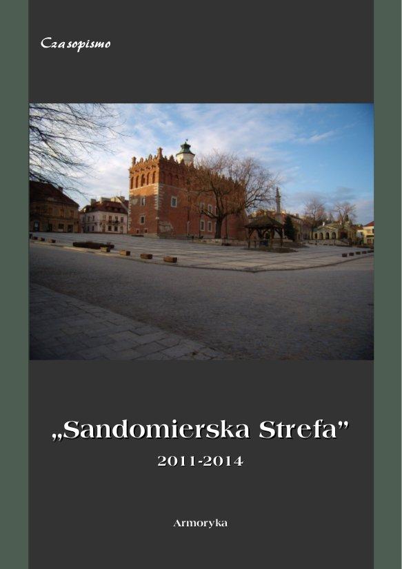 Sandomierska Strefa 2011-2014 - Ebook (Książka PDF) do pobrania w formacie PDF