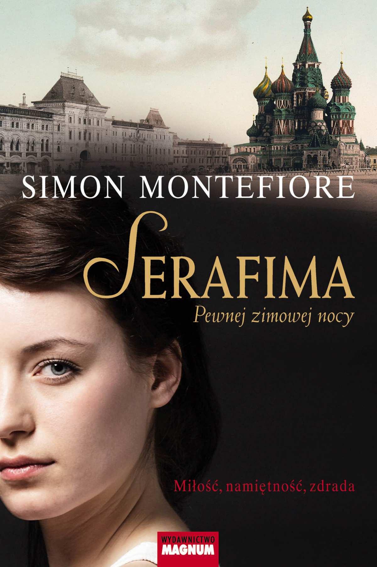 Serafima - Ebook (Książka na Kindle) do pobrania w formacie MOBI