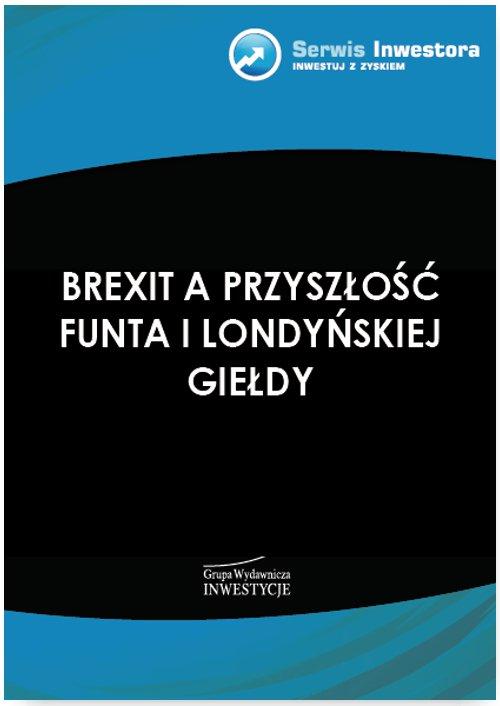 Brexit a przyszłość funta i londyńskiej giełdy - Ebook (Książka PDF) do pobrania w formacie PDF