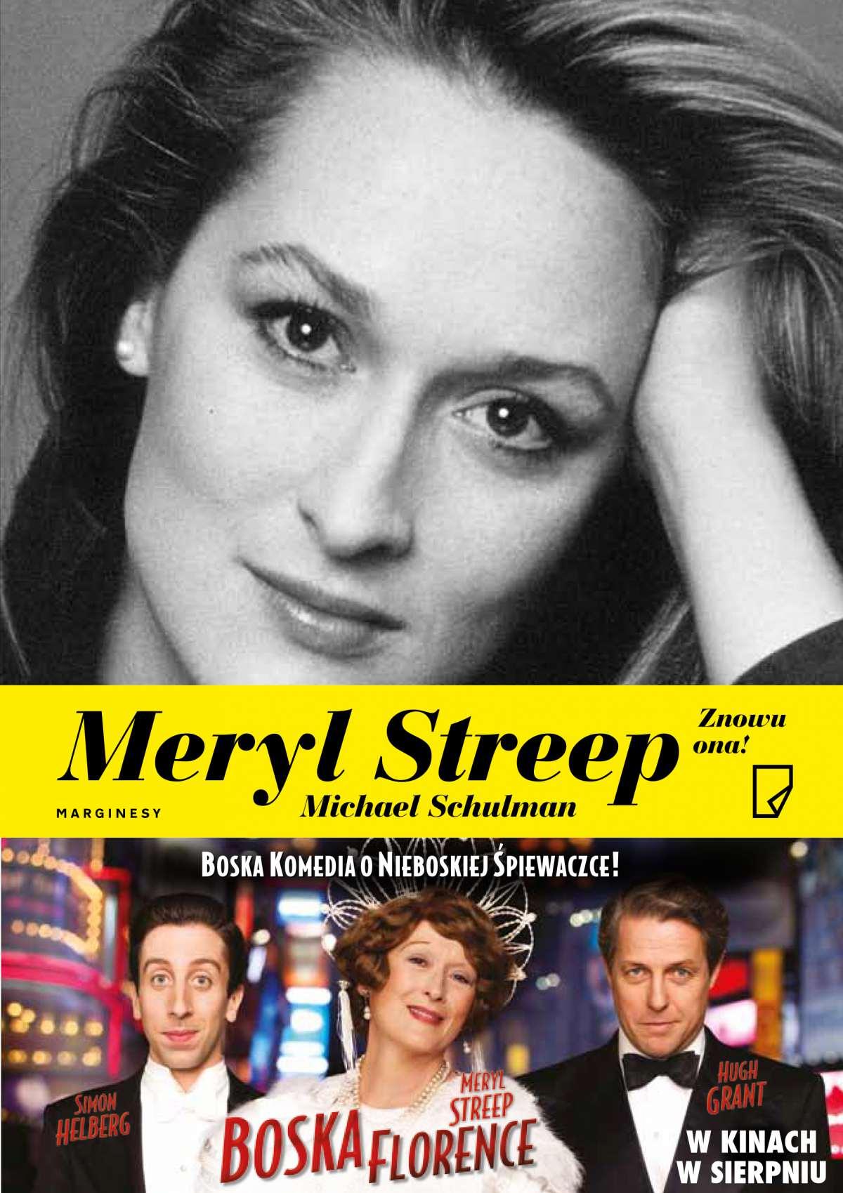 Meryl Streep. Znowu ona! - Ebook (Książka EPUB) do pobrania w formacie EPUB