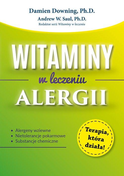 Witaminy w leczeniu alergii - Ebook (Książka na Kindle) do pobrania w formacie MOBI