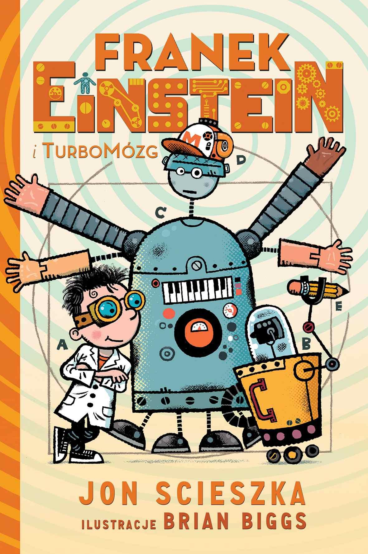 Franek Einstein i turbomózg - Ebook (Książka EPUB) do pobrania w formacie EPUB