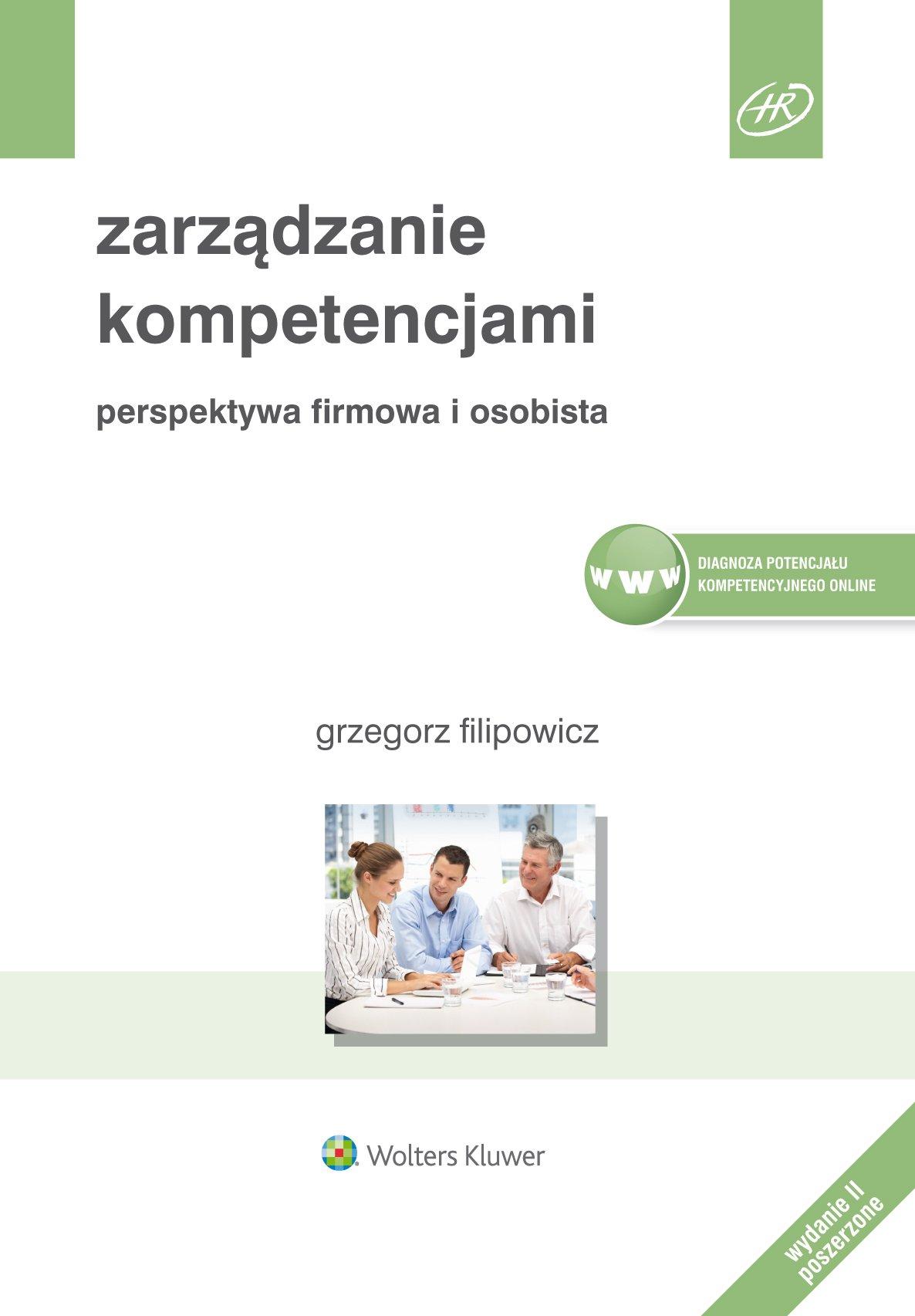 Zarządzanie kompetencjami. Perspektywa firmowa i osobista - Ebook (Książka EPUB) do pobrania w formacie EPUB