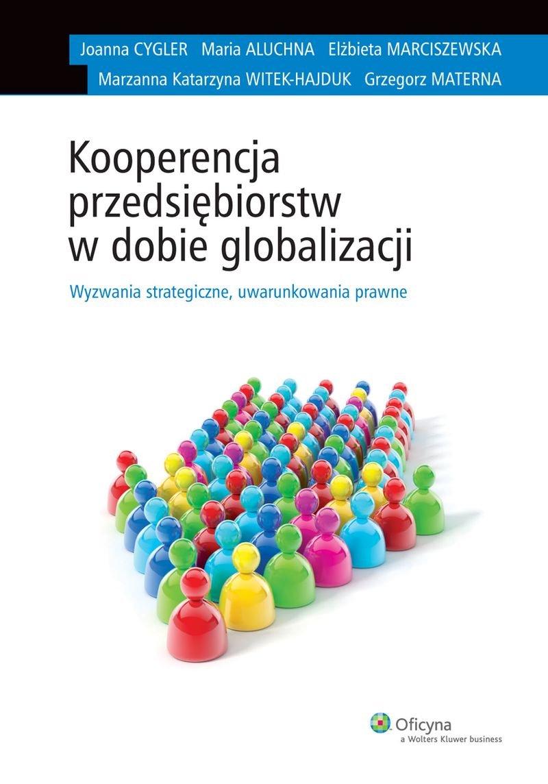 Kooperencja przedsiębiorstw w dobie globalizacji - Ebook (Książka EPUB) do pobrania w formacie EPUB