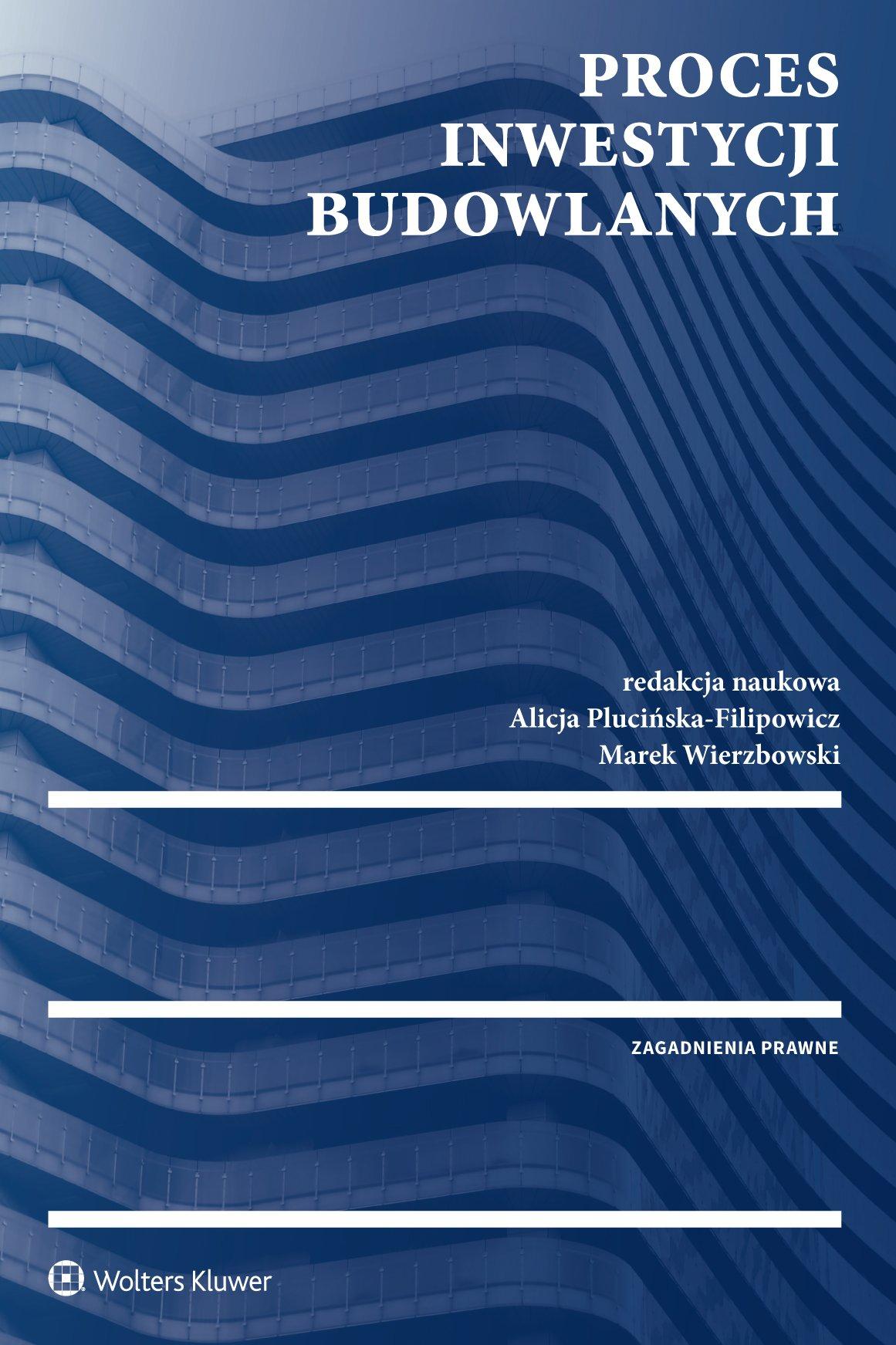 Proces inwestycji budowlanych - Ebook (Książka EPUB) do pobrania w formacie EPUB