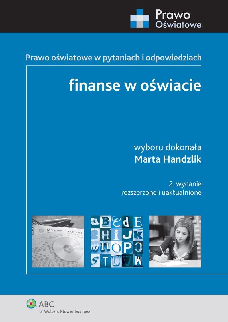 Finanse w oświacie - Ebook (Książka EPUB) do pobrania w formacie EPUB