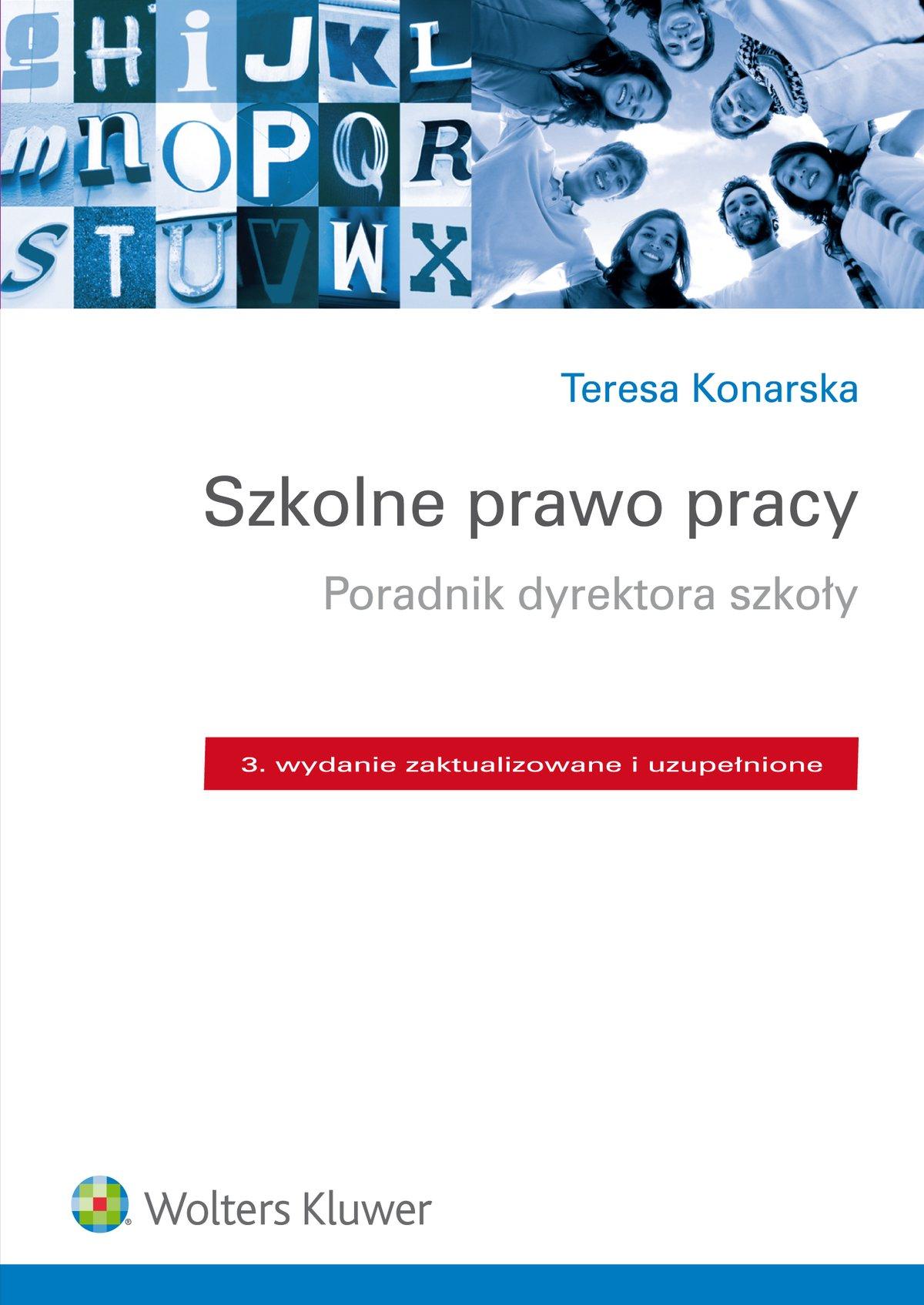 Szkolne Prawo Pracy Poradnik Dyrektora Szkoły Ebook Teresa