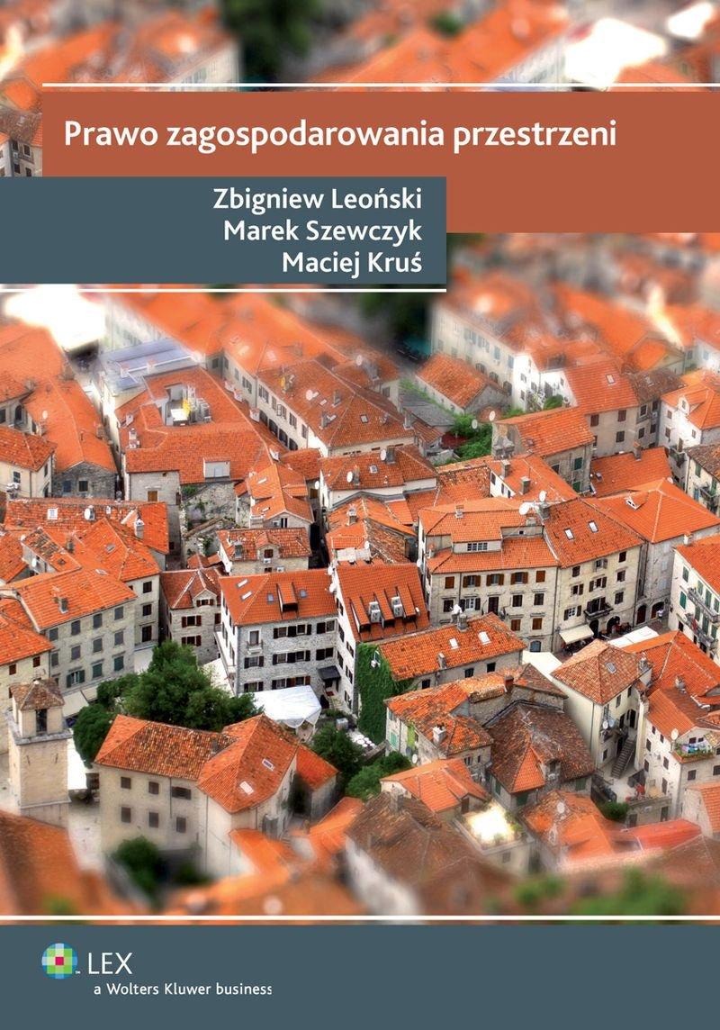 Prawo zagospodarowania przestrzeni - Ebook (Książka EPUB) do pobrania w formacie EPUB