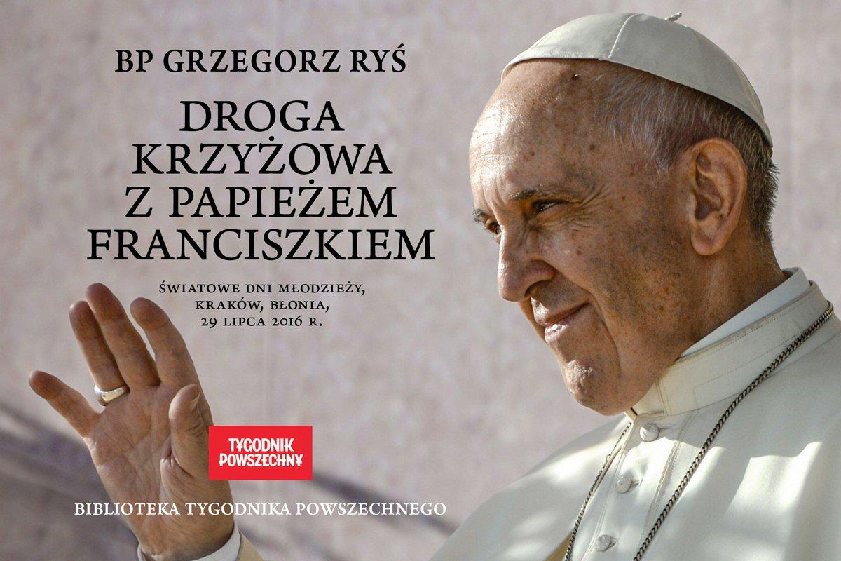 Droga krzyżowa z papieżem Franciszkiem - Ebook (Książka na Kindle) do pobrania w formacie MOBI