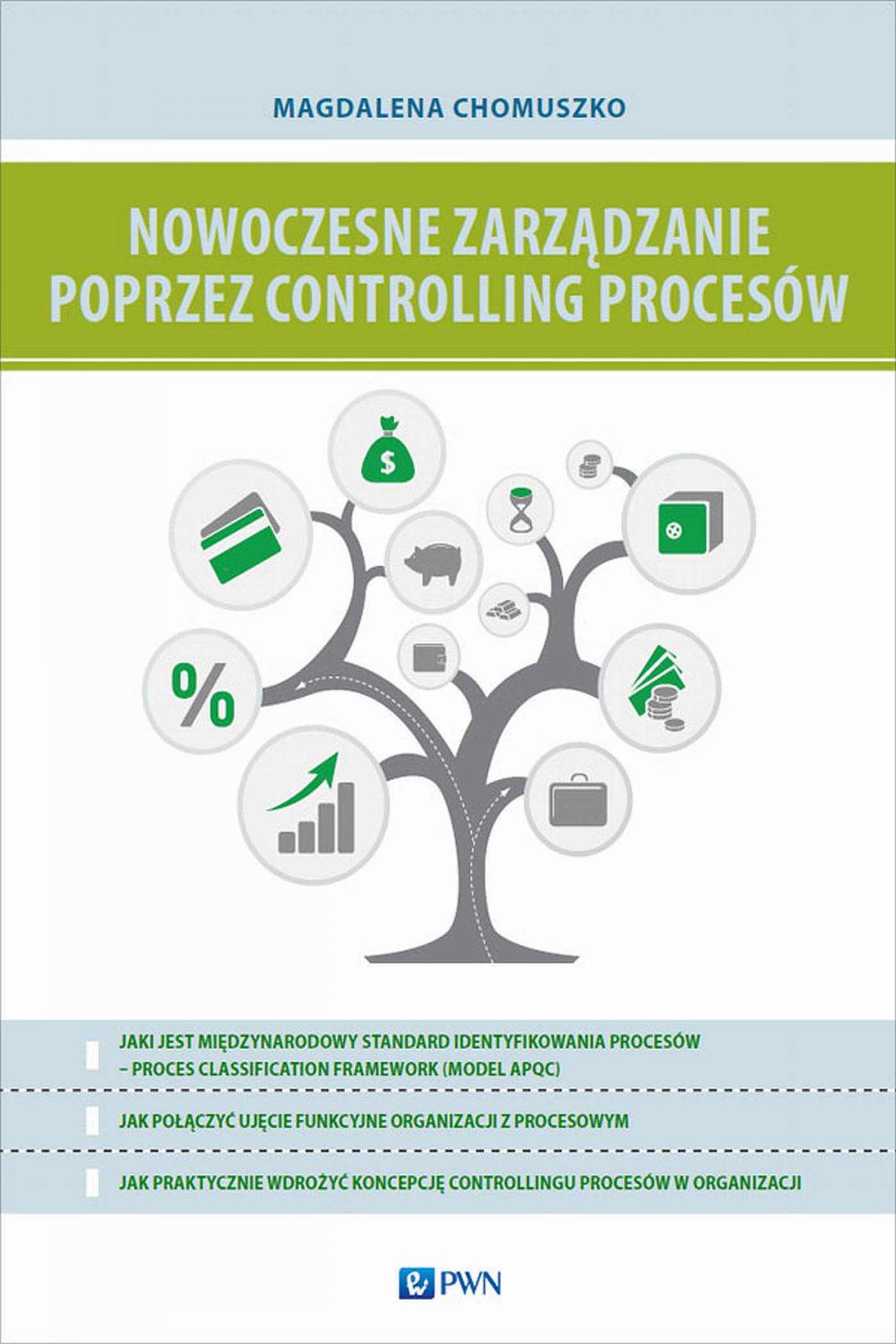 Nowoczesne zarządzanie poprzez controlling procesów - Ebook (Książka na Kindle) do pobrania w formacie MOBI