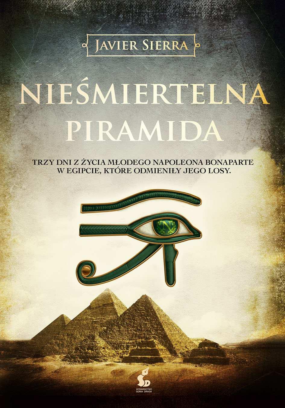 Nieśmiertelna piramida - Ebook (Książka EPUB) do pobrania w formacie EPUB