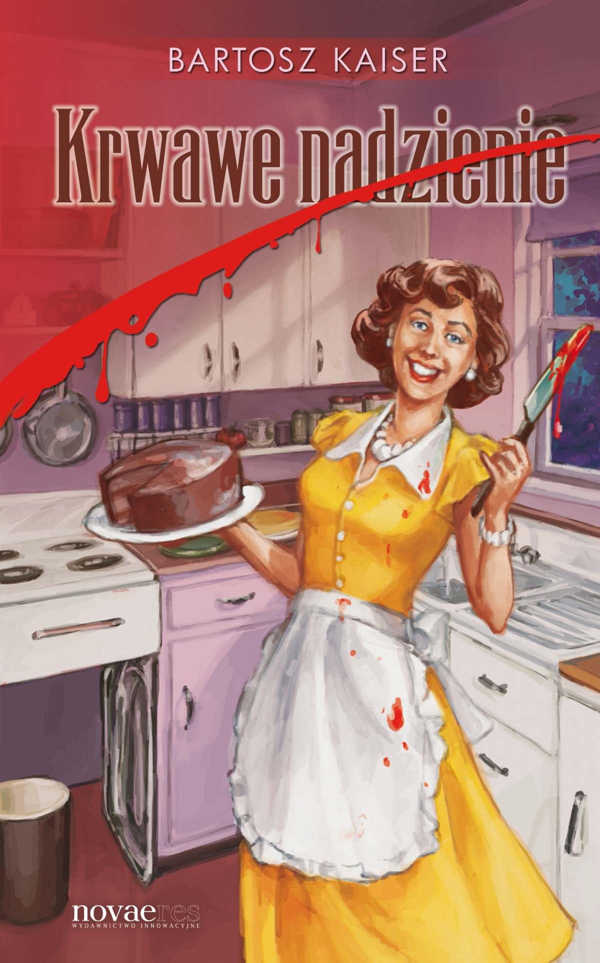 Krwawe nadzienie - Ebook (Książka EPUB) do pobrania w formacie EPUB