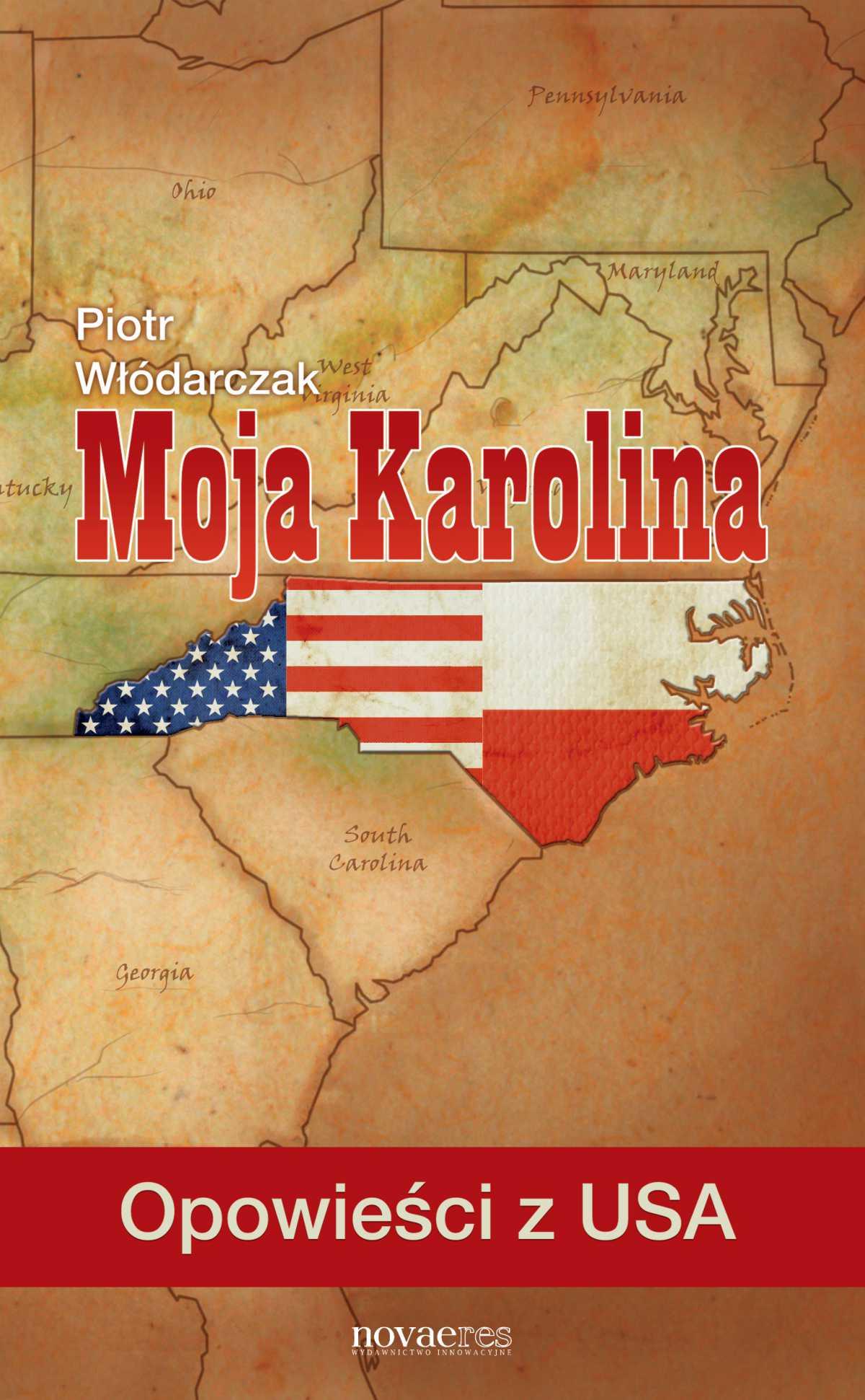 Moja Karolina - Ebook (Książka na Kindle) do pobrania w formacie MOBI