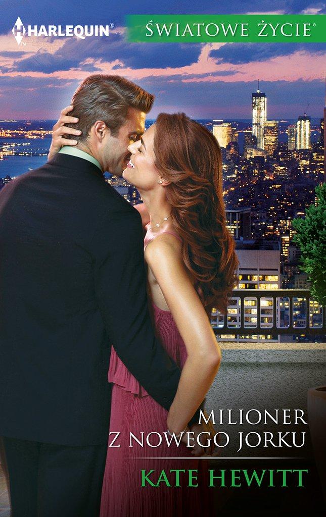 Milioner z Nowego Jorku - Ebook (Książka na Kindle) do pobrania w formacie MOBI