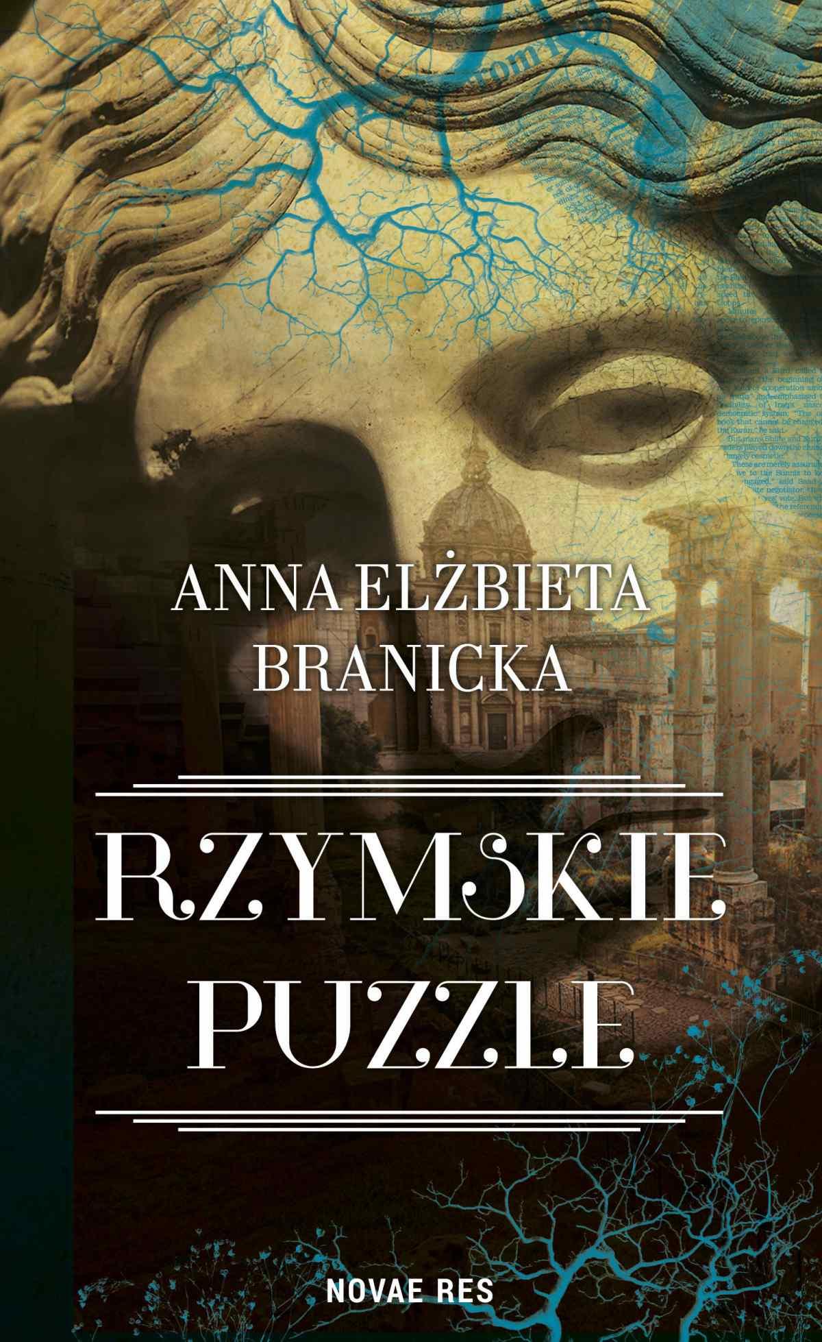 Rzymskie puzzle - Ebook (Książka EPUB) do pobrania w formacie EPUB