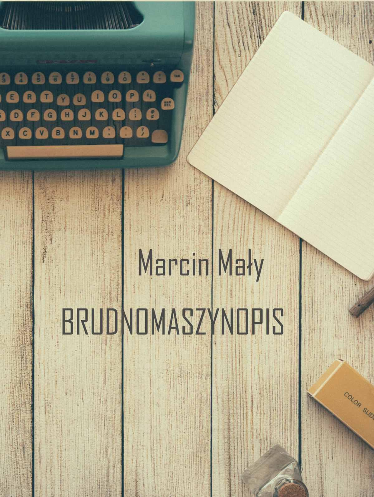 Brudnomaszynopis - Ebook (Książka EPUB) do pobrania w formacie EPUB