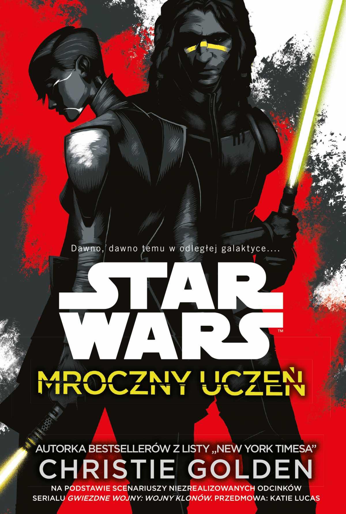 Star Wars. Mroczny uczeń - Ebook (Książka EPUB) do pobrania w formacie EPUB