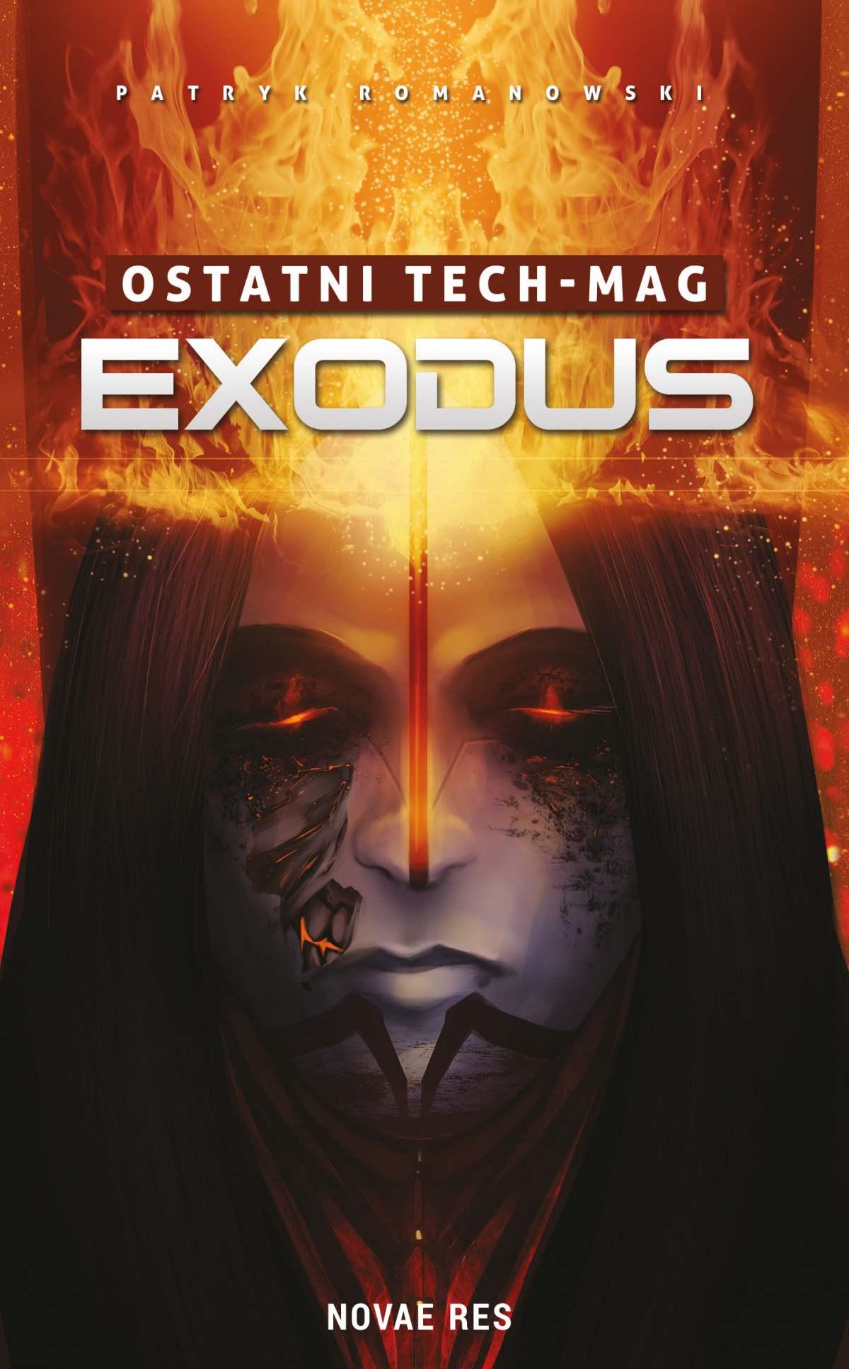 Ostatni TECH-MAG. Exodus - Ebook (Książka EPUB) do pobrania w formacie EPUB