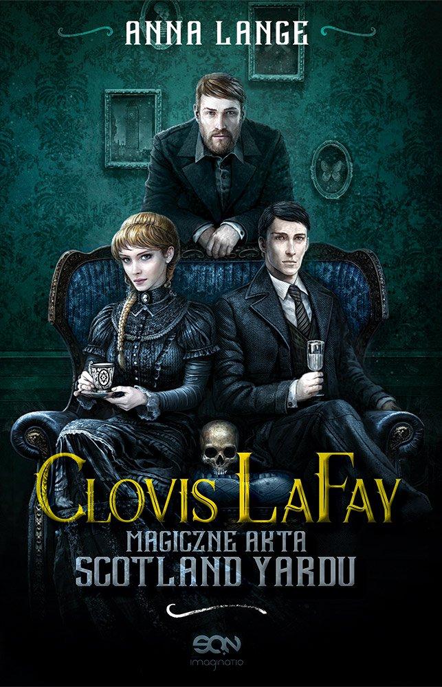 Clovis LaFay. Magiczne akta Scotland Yardu - Ebook (Książka EPUB) do pobrania w formacie EPUB
