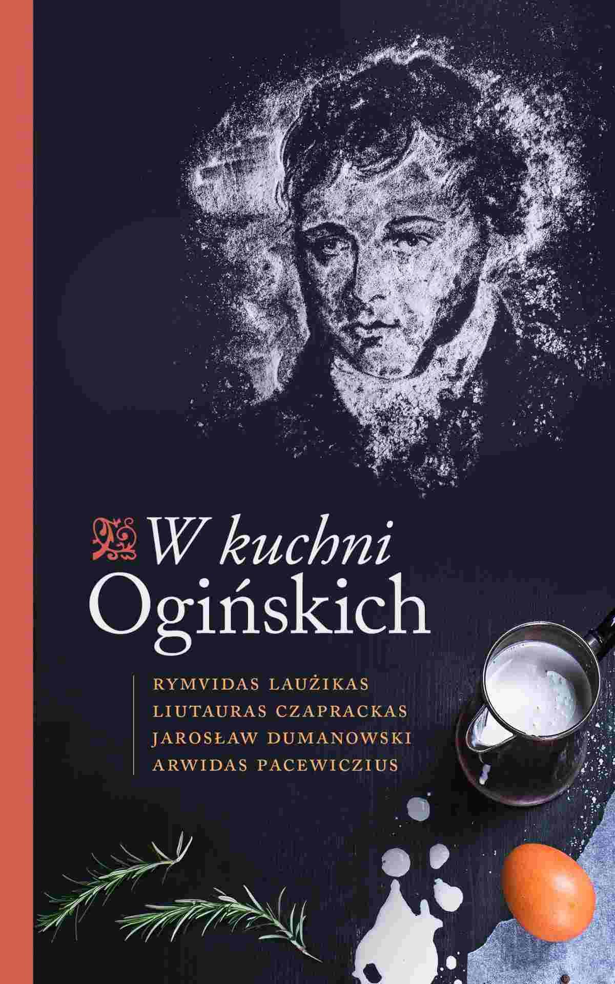 W kuchni Ogińskich - Ebook (Książka EPUB) do pobrania w formacie EPUB