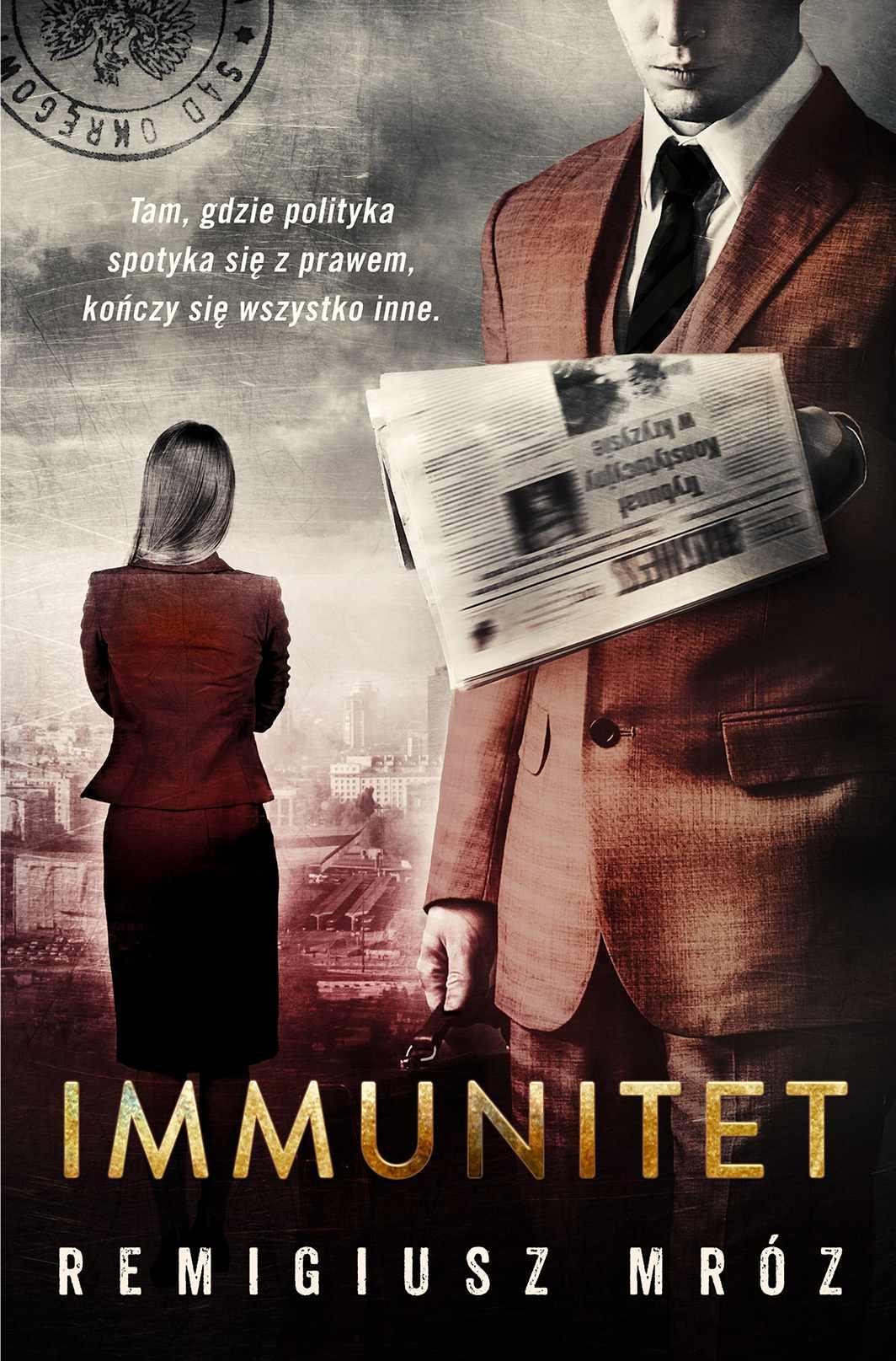 Immunitet - Ebook (Książka na Kindle) do pobrania w formacie MOBI