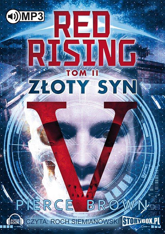 Red Rising. Złoty syn. Tom 2 - Audiobook (Książka audio MP3) do pobrania w całości w archiwum ZIP
