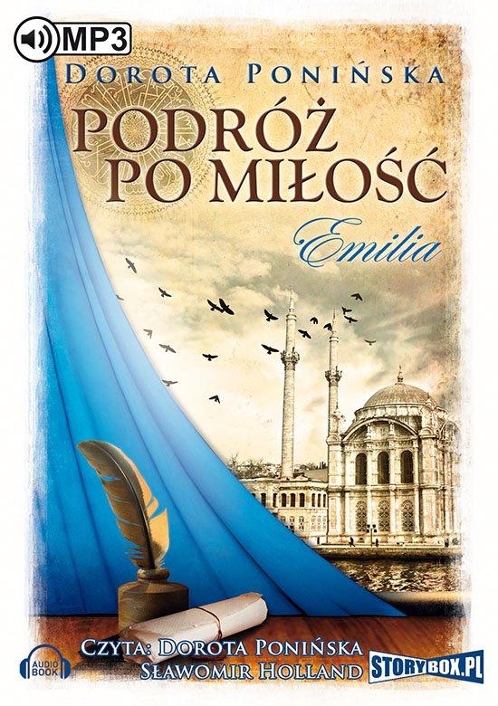 Podróż po miłość. Emilia - Audiobook (Książka audio MP3) do pobrania w całości w archiwum ZIP