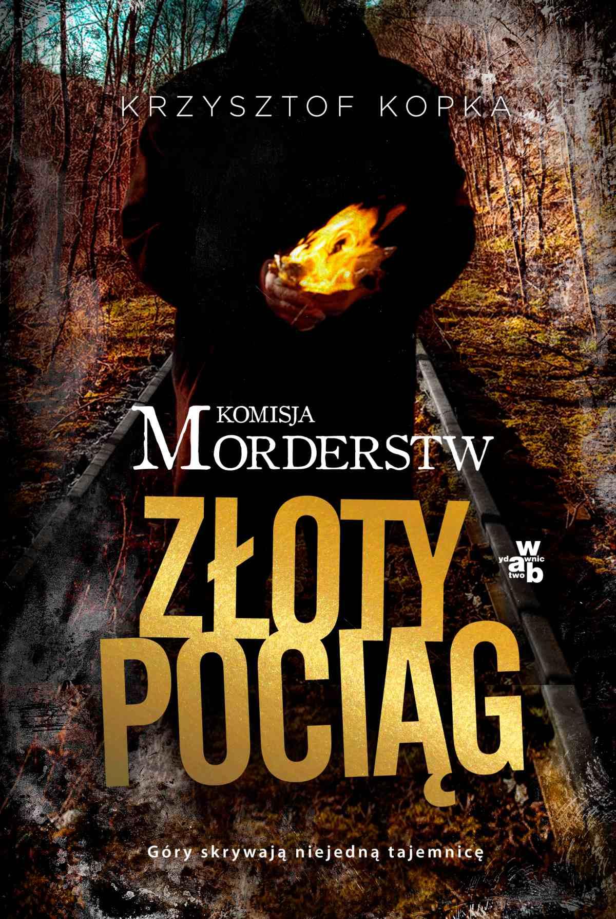 Komisja Morderstw. Złoty Pociąg - Ebook (Książka na Kindle) do pobrania w formacie MOBI