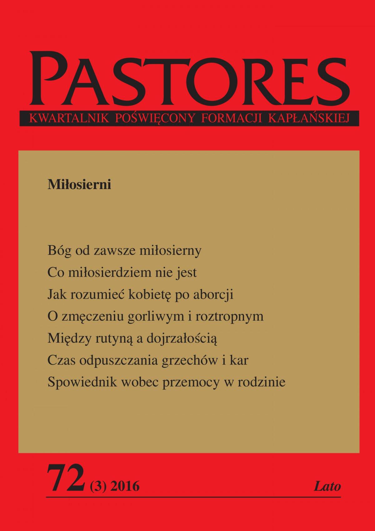 Pastores 72 (3) 2016 - Ebook (Książka EPUB) do pobrania w formacie EPUB