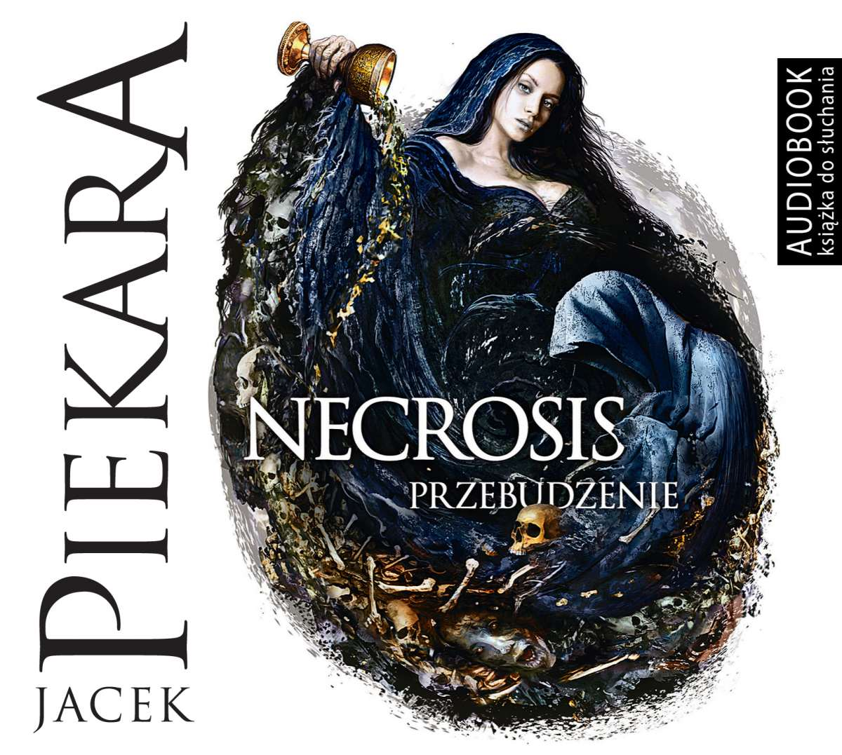 Necrosis. Przebudzenie - Audiobook (Książka audio MP3) do pobrania w całości w archiwum ZIP