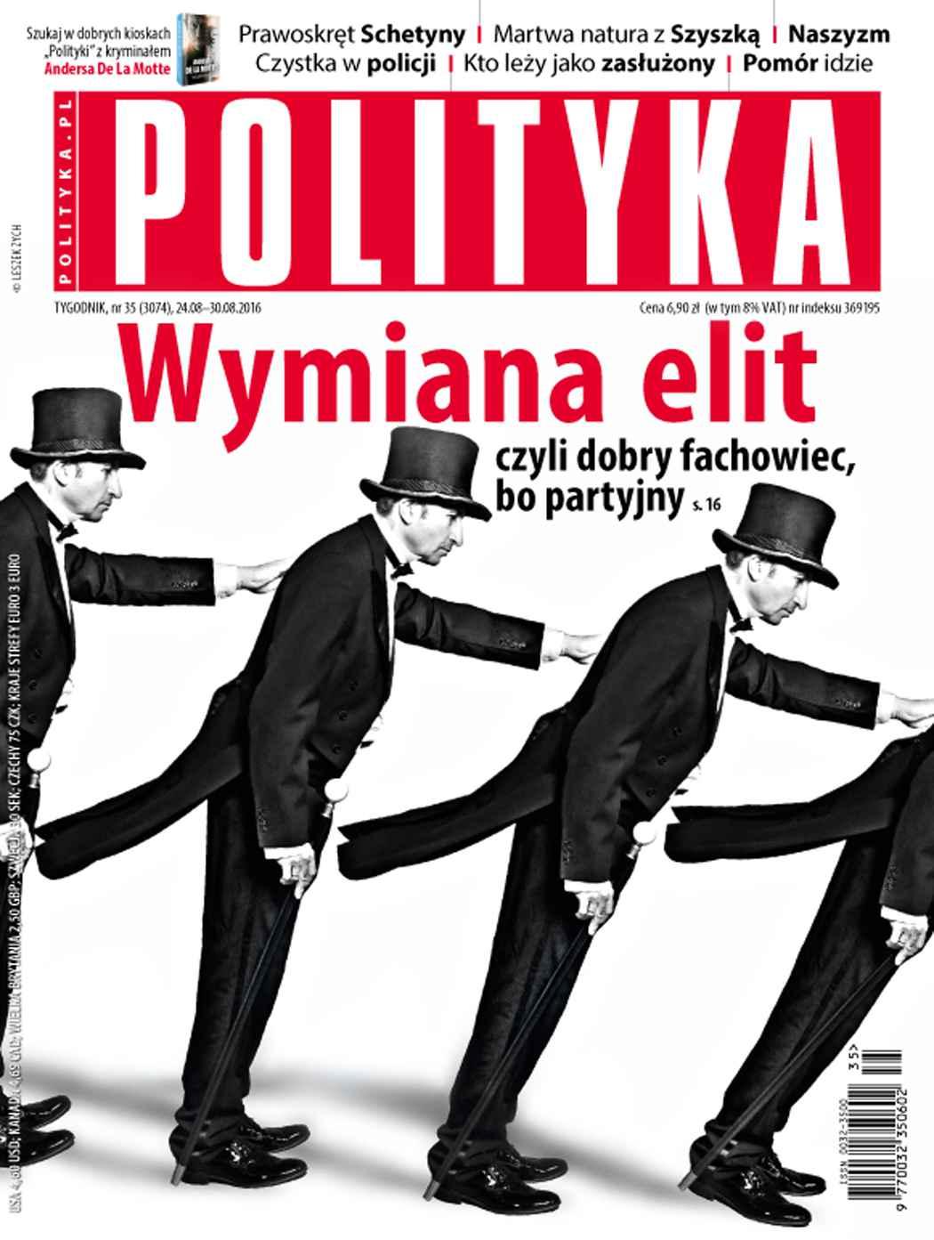 Polityka nr 35/2016 - Ebook (Książka PDF) do pobrania w formacie PDF