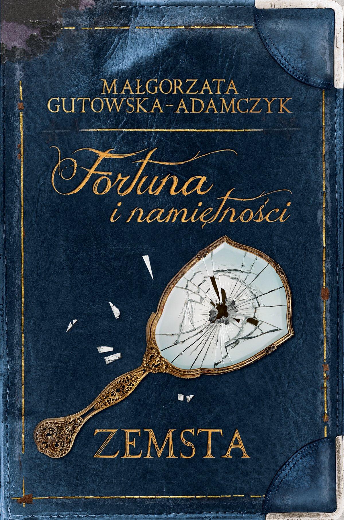 Fortuna i namiętności. Zemsta - Ebook (Książka na Kindle) do pobrania w formacie MOBI