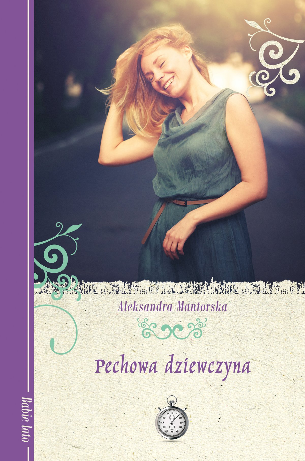 Pechowa dziewczyna - Ebook (Książka na Kindle) do pobrania w formacie MOBI