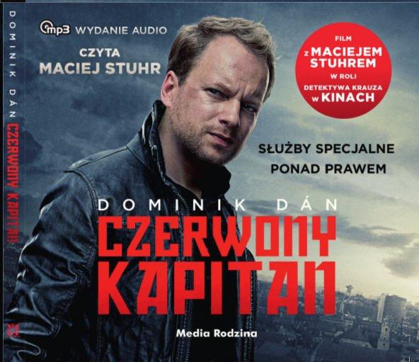Czerwony kapitan - Audiobook (Książka audio MP3) do pobrania w całości w archiwum ZIP