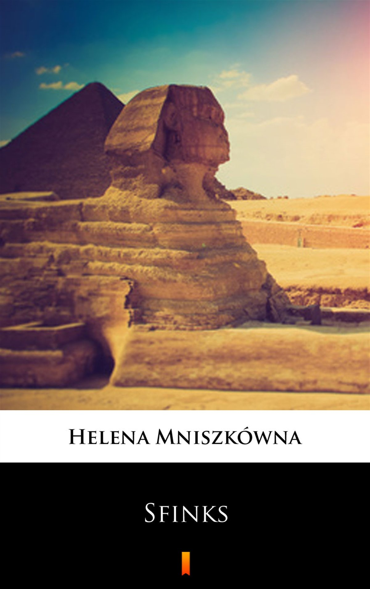 Sfinks - Ebook (Książka na Kindle) do pobrania w formacie MOBI