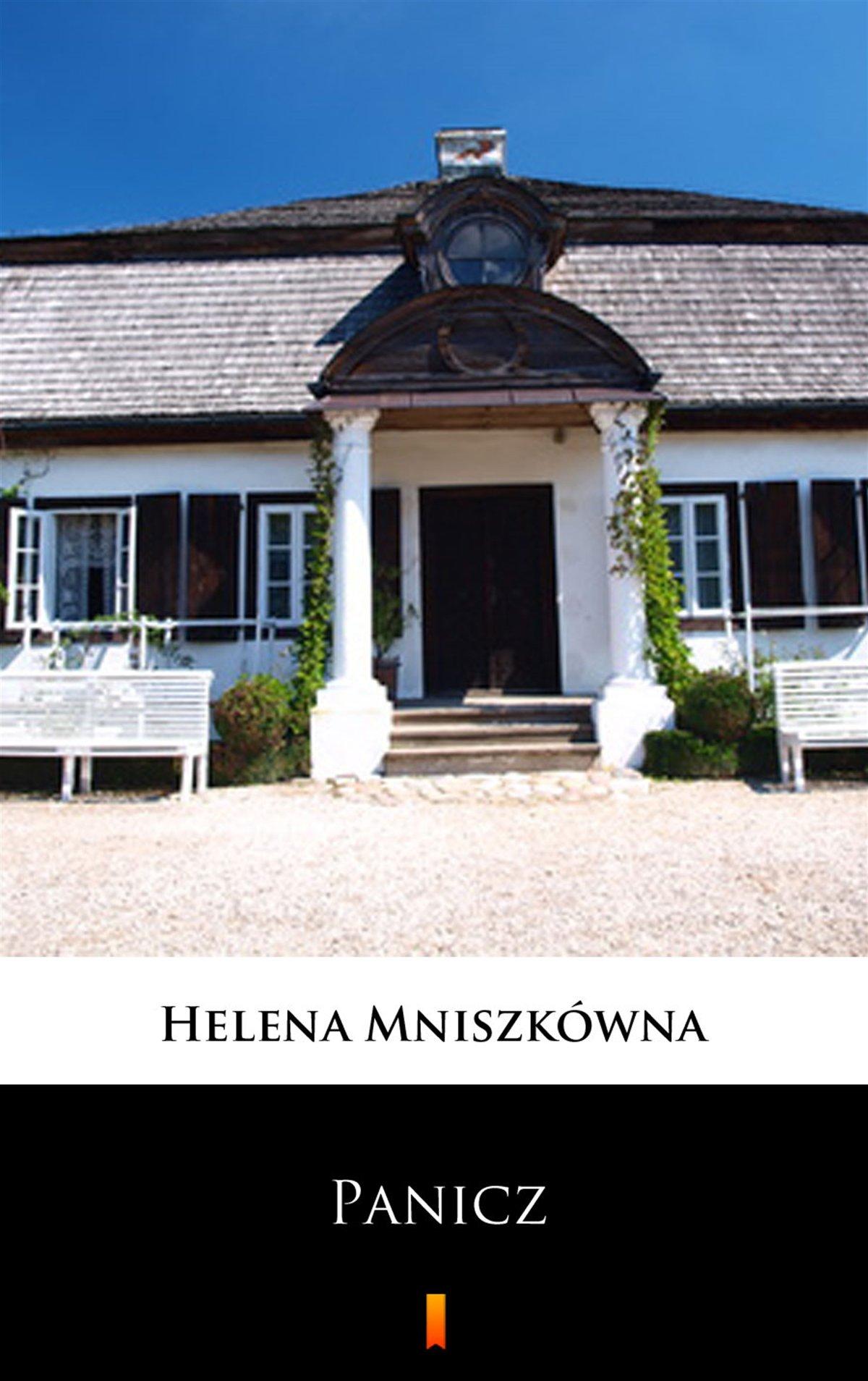 Panicz - Ebook (Książka na Kindle) do pobrania w formacie MOBI