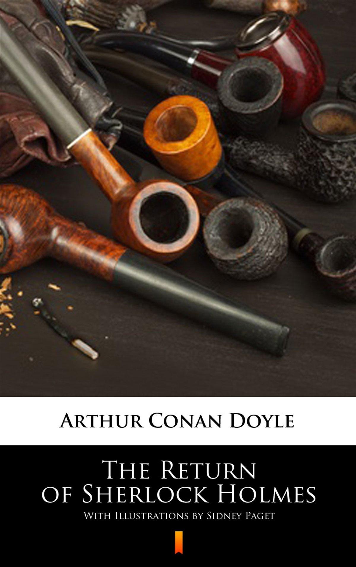 The Return of Sherlock Holmes - Ebook (Książka na Kindle) do pobrania w formacie MOBI