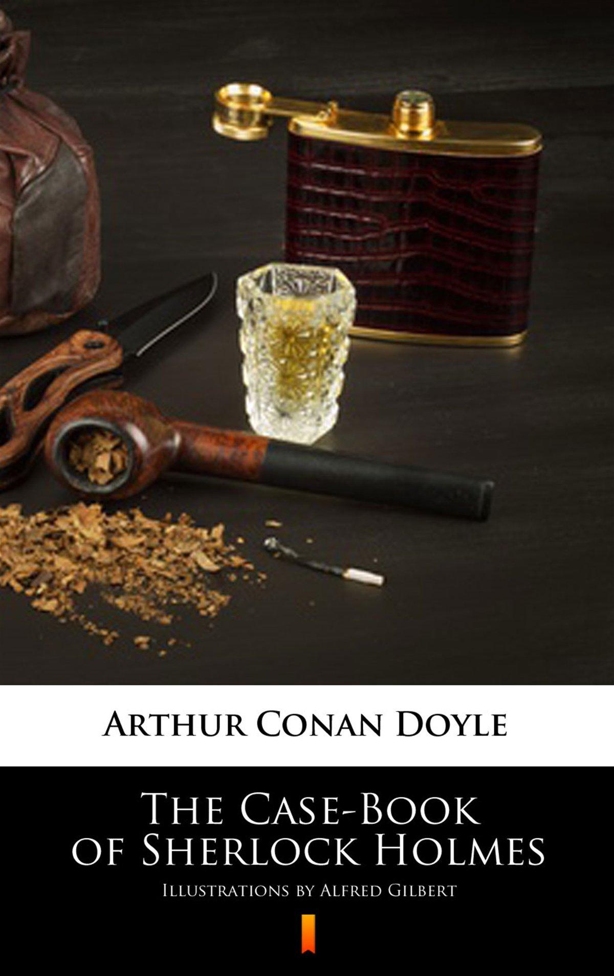 The Case-Book of Sherlock Holmes - Ebook (Książka EPUB) do pobrania w formacie EPUB